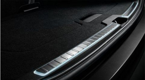 XC60 Illuminated Scuff Plate